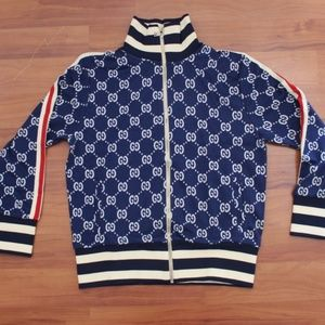 Gucci Double G Tracksuit Jacket